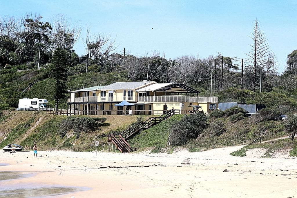 Catherine Hill Bay Surf Club