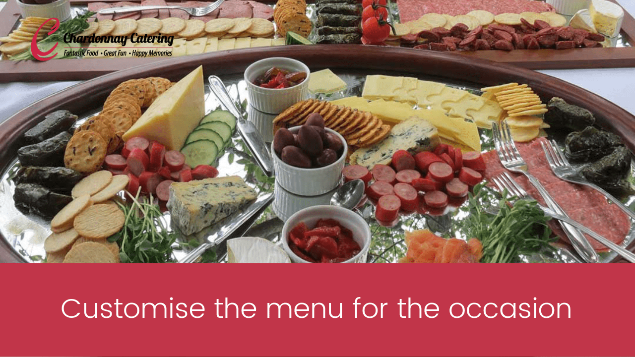 How to Craft a Perfect Menu for a Corporate Event |
