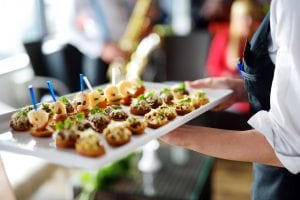 Guide To Food Presentation in Catering Events