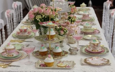 table high tea